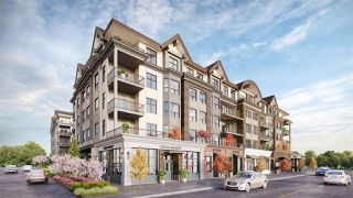 "Photo 2: 508 2485 MONTROSE Avenue in Abbotsford: Central Abbotsford Condo for sale in ""UPPER MONTROSE"" : MLS®# R2496722"
