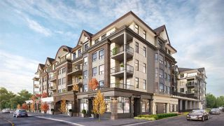 "Photo 1: 508 2485 MONTROSE Avenue in Abbotsford: Central Abbotsford Condo for sale in ""UPPER MONTROSE"" : MLS®# R2496722"