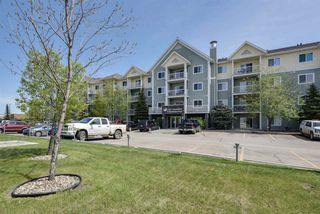 Photo 1: 209 70 WOODSMERE Close: Fort Saskatchewan Condo for sale : MLS®# E4218229