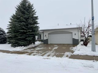 Photo 1: 105 Applewood Street: Wetaskiwin House for sale : MLS®# E4220695