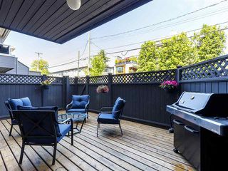 Photo 1: 107 2885 Spruce Street in Vancouver: Fairview VW Condo for sale (Vancouver West)  : MLS®# r2459907