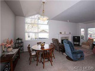 Photo 7: 5 3633 Cedar Hill Road in VICTORIA: SE Cedar Hill Townhouse for sale (Saanich East)  : MLS®# 291622