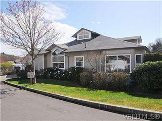Photo 1: 5 3633 Cedar Hill Road in VICTORIA: SE Cedar Hill Townhouse for sale (Saanich East)  : MLS®# 291622