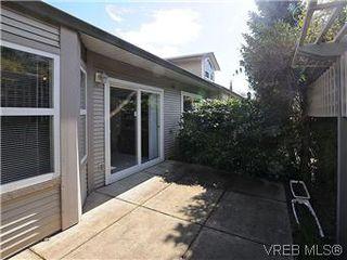 Photo 19: 5 3633 Cedar Hill Road in VICTORIA: SE Cedar Hill Townhouse for sale (Saanich East)  : MLS®# 291622