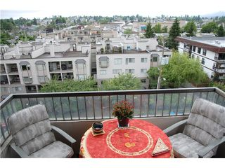 "Photo 5: 704 740 HAMILTON Street in New Westminster: Uptown NW Condo for sale in ""THE STATESMAN"" : MLS®# V897260"