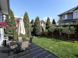 Photo 10: # 31 16760 61ST AV in Surrey: Cloverdale BC Condo for sale (Cloverdale)  : MLS®# F1310298
