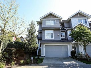 Photo 1: # 31 16760 61ST AV in Surrey: Cloverdale BC Condo for sale (Cloverdale)  : MLS®# F1310298