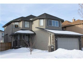 Photo 1: 137 CIMARRON Drive: Okotoks Residential Detached Single Family for sale : MLS®# C3597857