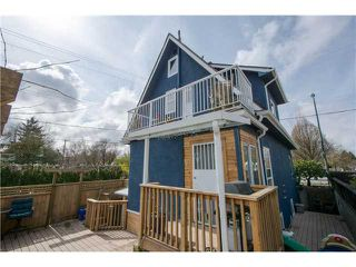 Photo 19: 2622 CLARK Drive in Vancouver: Grandview VE House for sale (Vancouver East)  : MLS®# V1055400