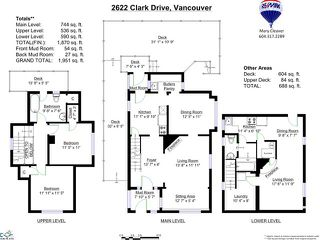 Photo 20: 2622 CLARK Drive in Vancouver: Grandview VE House for sale (Vancouver East)  : MLS®# V1055400