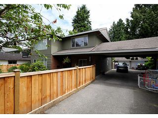 "Main Photo: 858 52A Street in Tsawwassen: Tsawwassen Central House for sale in ""TSAWWASSEN CENTRAL"" : MLS®# V1061886"