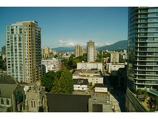 "Photo 11: 1208 989 NELSON Street in Vancouver: Downtown VW Condo for sale in ""Electra"" (Vancouver West)  : MLS®# V1072003"