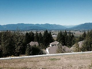 Main Photo: 7309 MOUNT THURSTON Drive in Chilliwack: Eastern Hillsides Land for sale : MLS®# H1404119