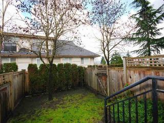 "Photo 19: 9 6539 ELGIN Avenue in Burnaby: Forest Glen BS Townhouse for sale in ""OAKWOOD"" (Burnaby South)  : MLS®# V1112549"