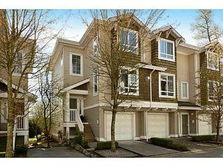 "Photo 1: 27 15030 58TH Avenue in Surrey: Sullivan Station Townhouse for sale in ""Summerleaf"" : MLS®# F1436995"
