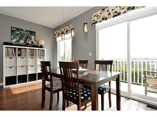 """Photo 5: 27 15030 58TH Avenue in Surrey: Sullivan Station Townhouse for sale in """"Summerleaf"""" : MLS®# F1436995"""