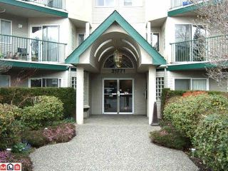 Photo 1: 113 31771 PEARDONVILLE Road in Abbotsford: Abbotsford West Condo for sale : MLS®# F1444245