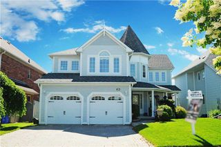 Photo 1: 20 Watford Drive in Whitby: Brooklin House (2-Storey) for sale : MLS®# E3240472