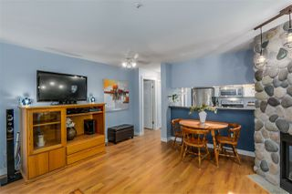 """Photo 2: 101 8430 JELLICOE Street in Vancouver: Fraserview VE Condo for sale in """"THE BOARDWALK"""" (Vancouver East)  : MLS®# R2005014"""