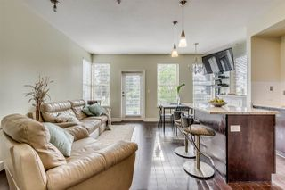 "Photo 6: 121 2108 ROWLAND Street in Port Coquitlam: Central Pt Coquitlam Condo for sale in ""AVIVA"" : MLS®# R2078530"