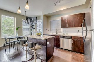 "Photo 3: 121 2108 ROWLAND Street in Port Coquitlam: Central Pt Coquitlam Condo for sale in ""AVIVA"" : MLS®# R2078530"