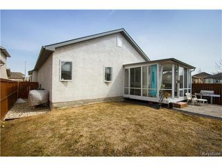 Photo 19: 97 Grifindale Bay in Winnipeg: River Grove Residential for sale (4E)  : MLS®# 1706885