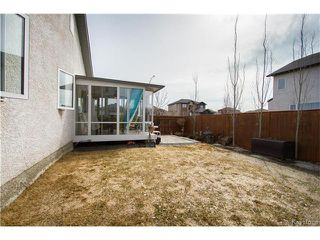 Photo 20: 97 Grifindale Bay in Winnipeg: River Grove Residential for sale (4E)  : MLS®# 1706885