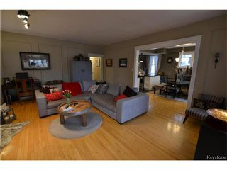 Photo 3: 181 Ash Street in Winnipeg: River Heights Residential for sale (1C)  : MLS®# 1708659