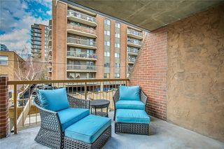 Photo 28: 205 1414 5 Street SW in Calgary: Beltline Condo for sale : MLS®# C4111436
