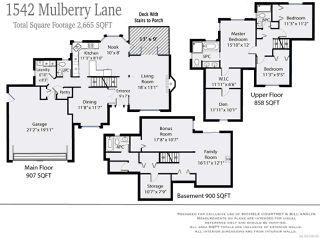 Photo 10: 1542 MULBERRY Lane in COMOX: CV Comox (Town of) House for sale (Comox Valley)  : MLS®# 758732