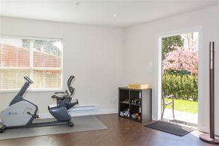 Photo 19: 2110 ETON STREET in Vancouver: Hastings Townhouse for sale (Vancouver East)  : MLS®# R2161026