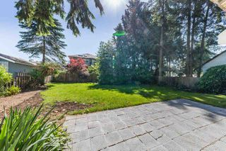 Photo 18: 3612 MCRAE Crescent in Port Coquitlam: Woodland Acres PQ House for sale : MLS®# R2181291