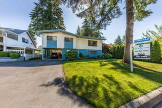 Photo 1: 3612 MCRAE Crescent in Port Coquitlam: Woodland Acres PQ House for sale : MLS®# R2181291