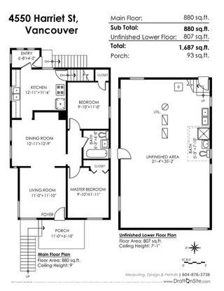 "Photo 20: 4550 HARRIET Street in Vancouver: Fraser VE House for sale in ""CEDAR COTTAGE"" (Vancouver East)  : MLS®# R2209105"