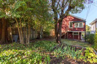 "Photo 19: 4550 HARRIET Street in Vancouver: Fraser VE House for sale in ""CEDAR COTTAGE"" (Vancouver East)  : MLS®# R2209105"