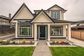 Main Photo: 2306 EDINBURGH STREET in New Westminster: Connaught Heights House for sale : MLS®# R2200134