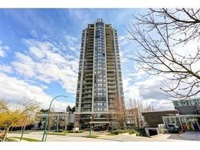 "Photo 1: 1402 7328 ARCOLA Street in Burnaby: Highgate Condo for sale in ""ESPRIT"" (Burnaby South)  : MLS®# R2223187"