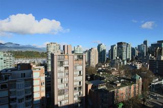 Main Photo: 1101 1860 ROBSON STREET in Vancouver: West End VW Condo for sale (Vancouver West)  : MLS®# R2238546