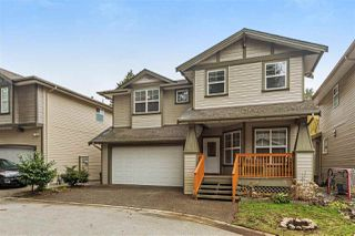 """Photo 1: 113 21868 LOUGHEED Highway in Maple Ridge: West Central House for sale in """"EAGLE CREST PLACE"""" : MLS®# R2244998"""