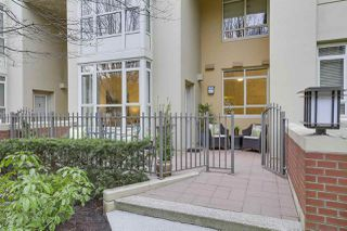 """Photo 3: 104 2799 YEW Street in Vancouver: Kitsilano Condo for sale in """"Tapestry at Arbutus Walk (O'Keefe)"""" (Vancouver West)  : MLS®# R2247613"""