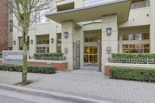 """Photo 1: 104 2799 YEW Street in Vancouver: Kitsilano Condo for sale in """"Tapestry at Arbutus Walk (O'Keefe)"""" (Vancouver West)  : MLS®# R2247613"""