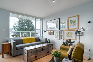 "Photo 3: 508 1635 W 3RD Avenue in Vancouver: False Creek Condo for sale in ""The Lumen"" (Vancouver West)  : MLS®# R2252692"