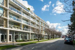 "Photo 19: 508 1635 W 3RD Avenue in Vancouver: False Creek Condo for sale in ""The Lumen"" (Vancouver West)  : MLS®# R2252692"