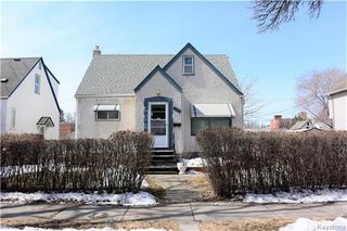 Photo 1: 455 Ritchot Street in Winnipeg: St Boniface Residential for sale (2A)  : MLS®# 1808738