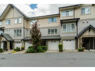 "Photo 1: 111 2501 161A Street in White Rock: Grandview Surrey Townhouse for sale in ""Highland Park"" (South Surrey White Rock)  : MLS®# R2265450"