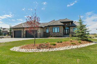 Main Photo: 142 River Heights Lane: Rural Sturgeon County House for sale : MLS®# E4120069