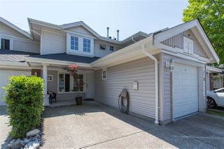 "Photo 1: 18 3088 AIREY Drive in Richmond: West Cambie Townhouse for sale in ""RICH HILL ESTATE"" : MLS®# R2292474"