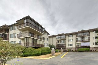 """Photo 1: 205 2414 CHURCH Street in Abbotsford: Abbotsford West Condo for sale in """"Autumn Terrace"""" : MLS®# R2295708"""