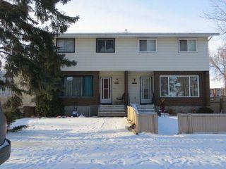 Main Photo: 11734 125 Street in Edmonton: Zone 07 House Half Duplex for sale : MLS®# E4131089