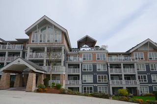 "Main Photo: 206 6460 194 Street in Surrey: Clayton Condo for sale in ""WATERSTONE - MONTAGE"" (Cloverdale)  : MLS®# R2323646"